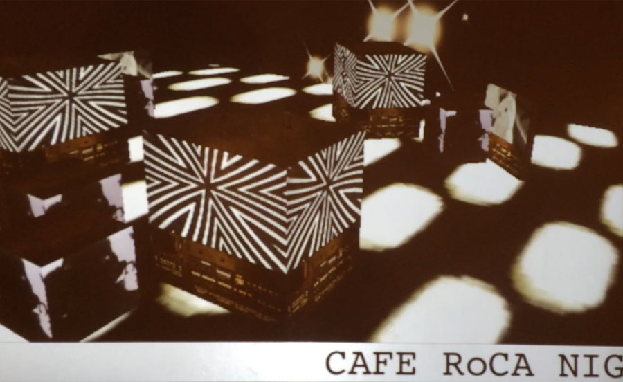CAFE RoCA NIGHT